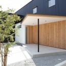 清水健太郎建築設計事務所の住宅事例「House in Nakasuji~剣道場のある家~」