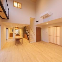 House in Nakasuji~剣道場のある家~ (LDK02)