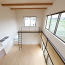 House in Nakasuji~剣道場のある家~の写真 LDK03