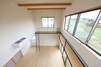 House in Nakasuji~剣道場のある家~ (LDK03)