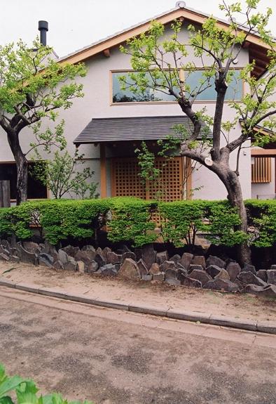 里山の民家-古材再生