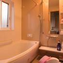 キレイになって、快適になって、お金も貰えて・・・の写真 浴室