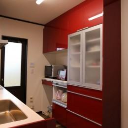 食器棚 (キレイになって、快適になって、お金も貰えて・・・)