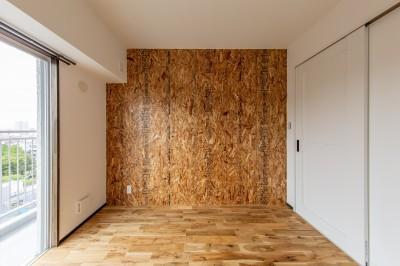 洋室② (広々な土間収納、広々なリビング。天然無垢材をふんだんに使用した、思いの詰まったステキな空間。)