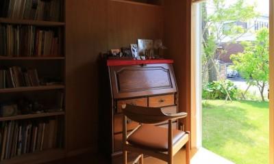 片瀬海岸の家 音楽室2|片瀬海岸の家~記憶の風景~