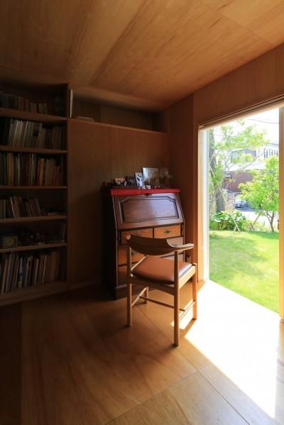 片瀬海岸の家 音楽室2 (片瀬海岸の家~記憶の風景~)