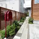 ポーラスターデザイン一級建築士事務所の住宅事例「sadachbia/段差によって視点の高さを揃えた住まい方を考える。」
