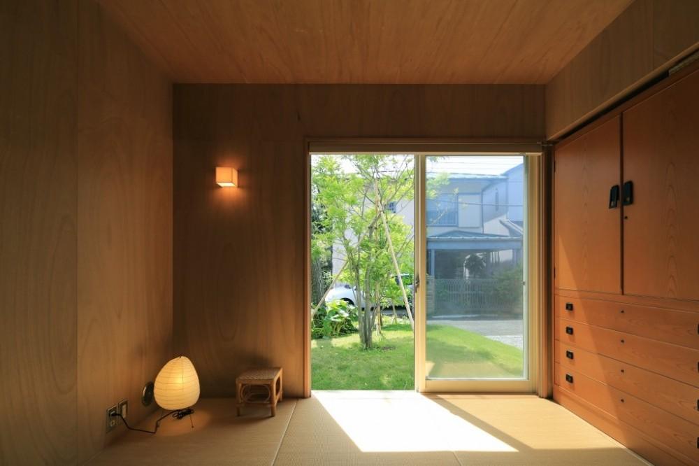 早田雄次郎建築設計事務所「片瀬海岸の家~記憶の風景~」