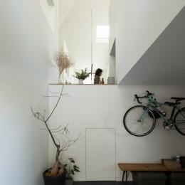 四つ角の家|家の中に4つの小さな家がある住宅【大阪府堺市】