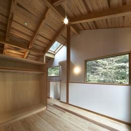 鎌倉の住まい_古材を使った和モダンデザイン