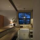 Primitive houseの写真 キッチン