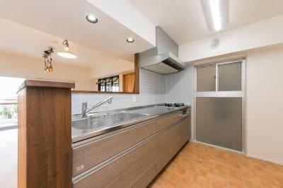 キッチン (『simple is relax』)