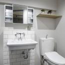 I邸_自分だけの城 ~オトコライフを満喫~の写真 トイレ・洗面