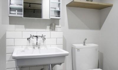 トイレ・洗面|自分だけの城 ~オトコライフを満喫~