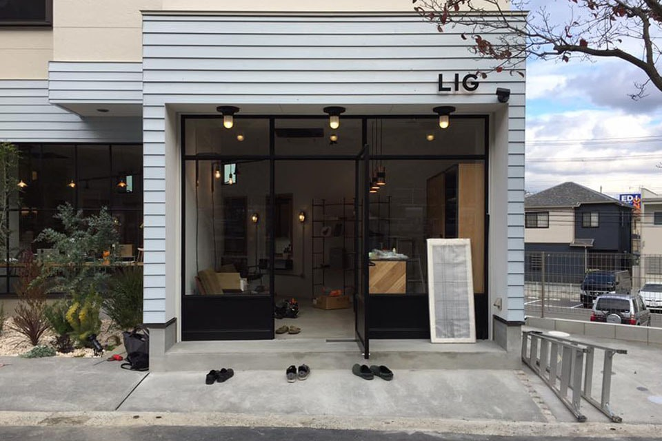 LIG(ヘアサロン) (店舗外観)