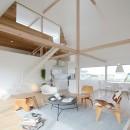 桑田豪建築設計事務所の住宅事例「サンカクヤネノイエ」