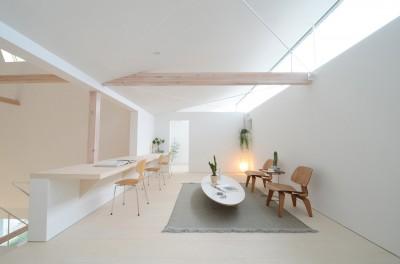 寝室/子供部屋 (サンカクヤネノイエ)