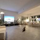 桑田豪建築設計事務所の住宅事例「SHINJUKU PENTHOUSE」