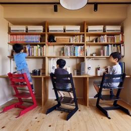 横浜市S様邸 ~みんながいる、心地良さ。~