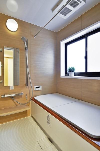 浴室 (家族の交差点)