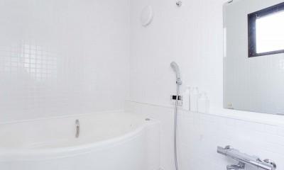 ACE~ビルのワンフロアを広々と使い、団らんの時、趣味の時を堪能する住まい~ (浴室)