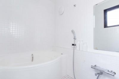 浴室 (ACE~ビルのワンフロアを広々と使い、団らんの時、趣味の時を堪能する住まい~)