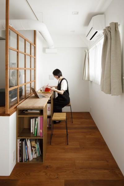 ワークスペース (Jira-東京タワーとルーフバルコニーと眺望を条件に探したら……)