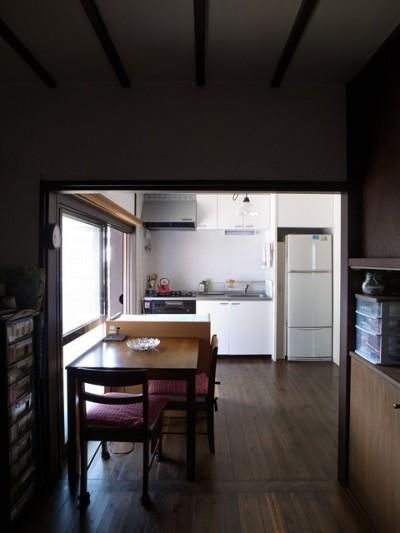 Y邸改修 ダイニングキッチン・2 (Y邸改修)