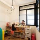 What's UP?~ラフに気軽に日々を楽しむ、家具とロックの似合う住まい~の写真 子供部屋