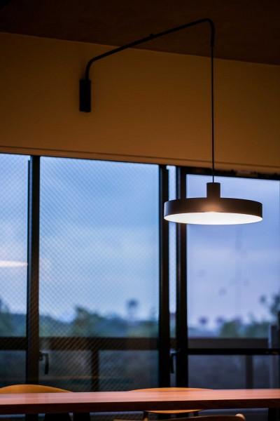 照明 (FEEL~美しいものに触れ大切にする、子供へ感性を伝える住まい~)