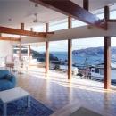 百景楼-海の別荘の写真 リビングよりの眺望