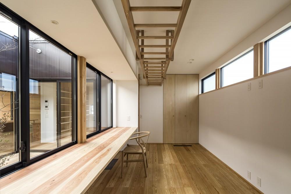 建築家:ポーラスターデザイン一級建築士事務所「algedi/ドーナツの穴はなせ必要かを考えてみる。」