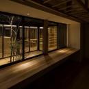 ポーラスターデザイン一級建築士事務所の住宅事例「algedi/ドーナツの穴はなせ必要かを考えてみる。」
