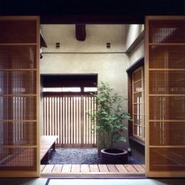 玄関 (かんばらのまちや)