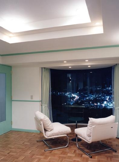 建築家:新井敏洋「百景楼-海の別荘」