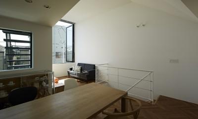 屋上の家 (LDK)