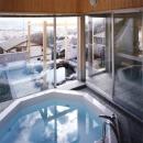 百景楼-海の別荘の写真 海を望むジャグジー