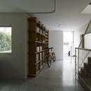 屋上の家の写真 エントランス / アトリエ