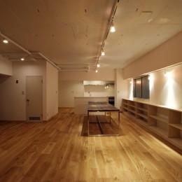 東中野のマンション (LDK)