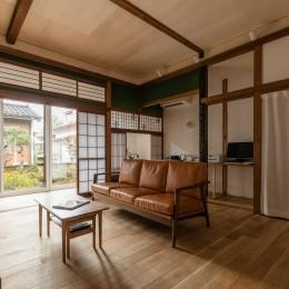 築48年戸建リノベ|既存を活かした金沢の住まい