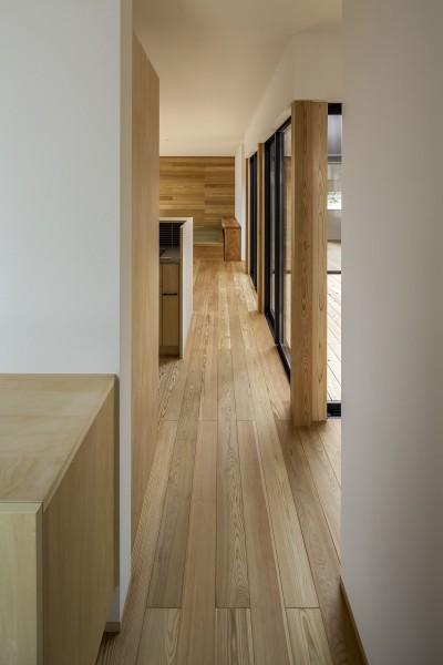 廊下 (algedi/ドーナツの穴はなせ必要かを考えてみる。)