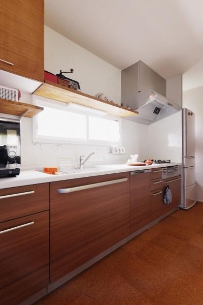 キッチン (I邸_これからもふたりで、ずっと)