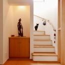 I邸_これからもふたりで、ずっとの写真 階段