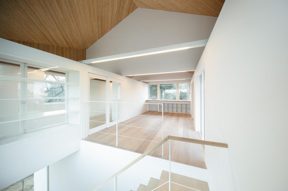 三ツ池の蔵 (2階リビング)