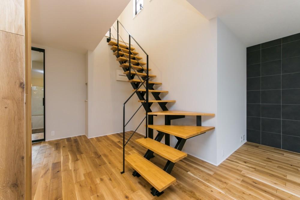 『理想の暮らし』 (階段)