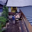 かんばらのまちやの写真 中庭