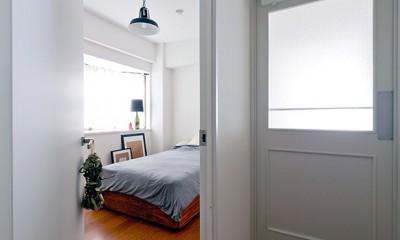 自然体でつくるかっこいい家 (寝室)