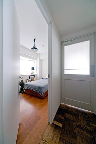寝室 (自然体でつくるかっこいい家)