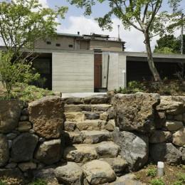 湯河原の別荘(T邸)