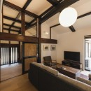 JAホームの住宅事例「築100年!愛着を残した古民家の断熱性能向上リノベーション」